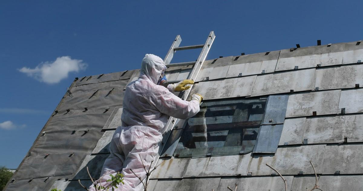 asbestos survey stoke